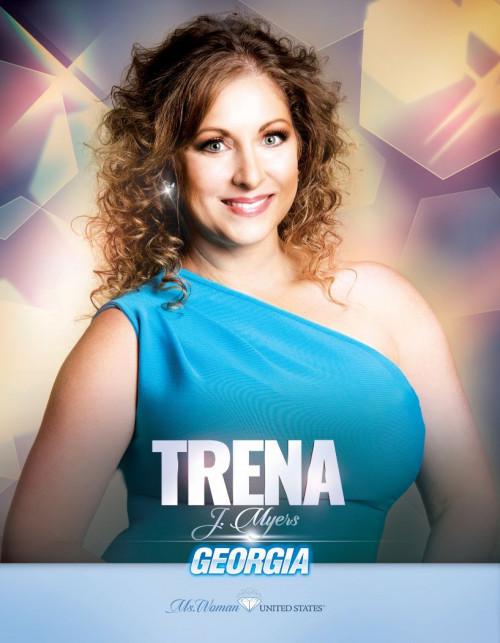 Trena Myers Ms. Woman Georgia United States - 2020
