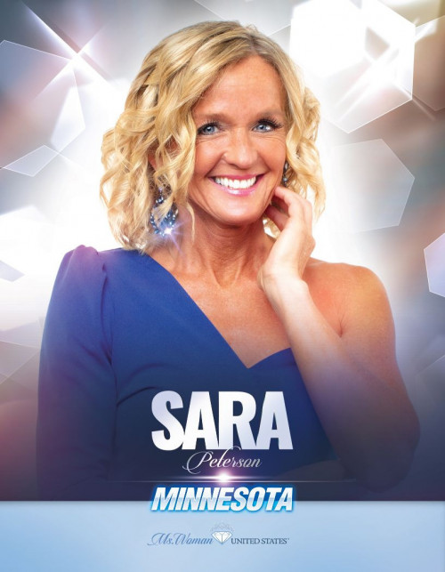 Sara Peterson Ms. Woman Minnesota United States - 2020