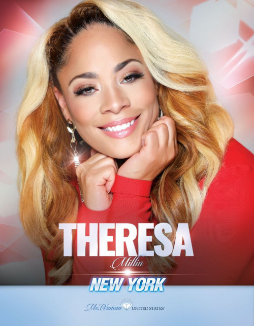 Theresa Millin Ms. Woman New York United States - 2020