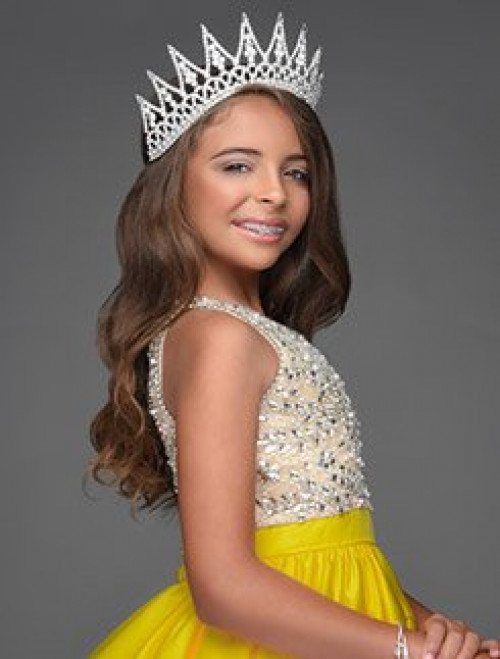 Liliane Swift Little Miss New York United States - 2019