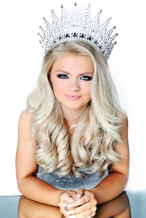 Angel Maddox Miss Junior Teen United States - 2019