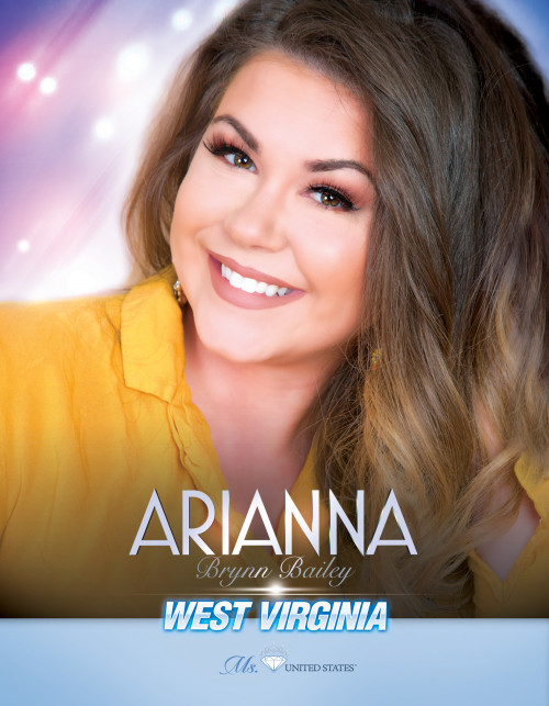 Arianna Bailey Ms. Woman West Virginia United States - 2019