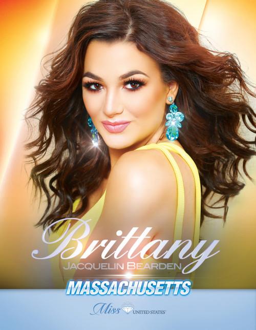 Brittany Bearden Miss Massachusetts United States - 2019