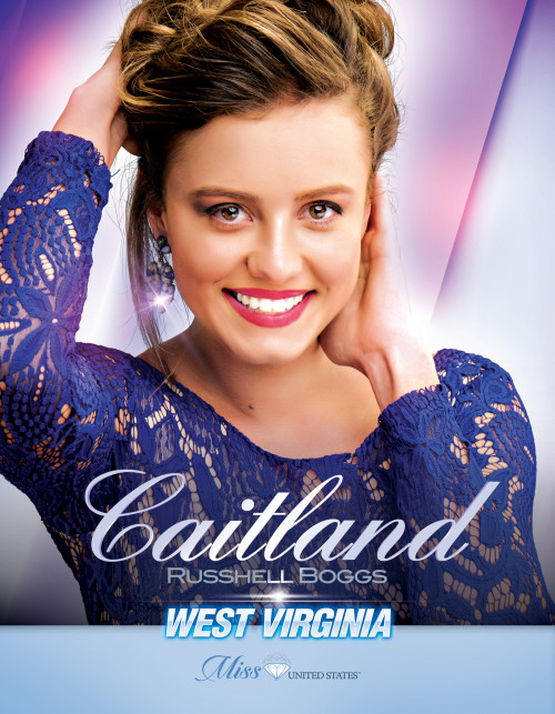 Caitland Boggs Miss West Virginia United States - 2019