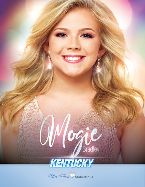 Mogie Bradley Miss Pre-Teen Kentucky United States - 2019