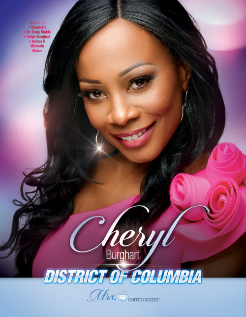 Cheryl Burghart Mrs. District of Columbia United States - 2019