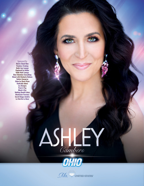 Ashley Cambers Ms. Ohio United States - 2019