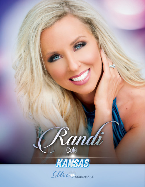 Randi Cole Mrs. Kansas United States - 2019