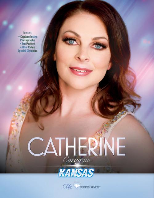 Catherine Coraggio Ms. Kansas United States - 2019