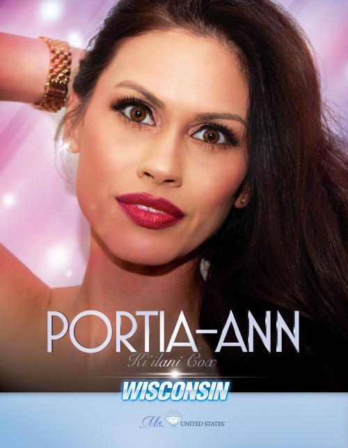 Portia-Ann Cox Ms. Wisconsin United States - 2019