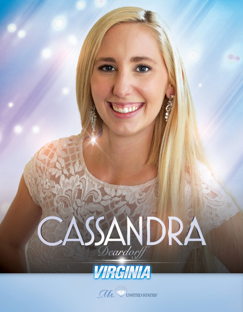 Cassandra Deardorff Ms. Virginia United States - 2019