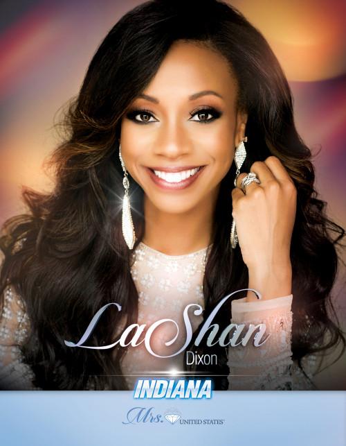 LaShan Dixon Mrs. Indiana United States - 2019