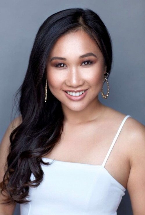 Milan Nguyen Miss Indiana United States - 2019