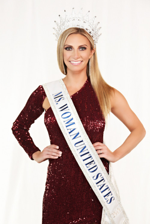 Amanda Holzen Ms. Woman United States - 2019