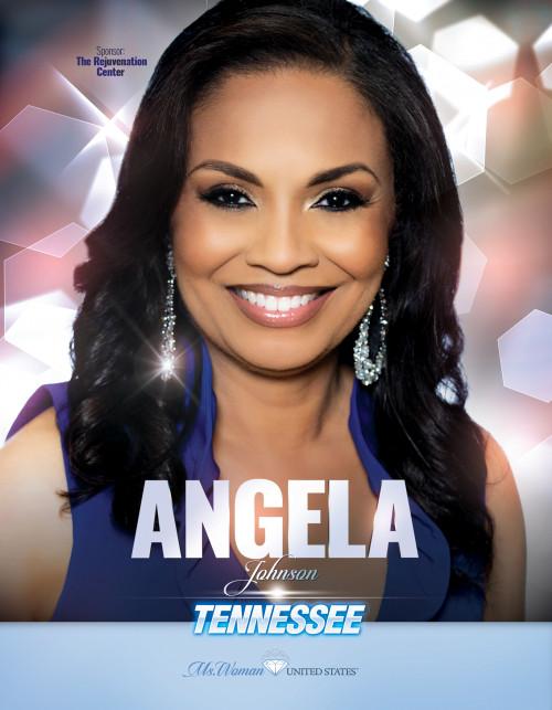 Angela Johnson Ms. Woman Tennessee United States - 2019