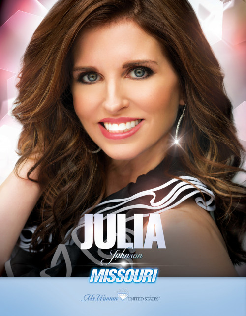 Julia Johnson Ms. Woman Missouri United States - 2019