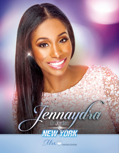 Jennaydra Jordan Mrs. New York United States - 2019