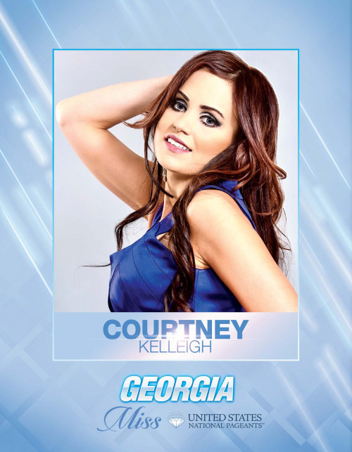 Courtney Kelleigh Miss Georgia United States - 2021
