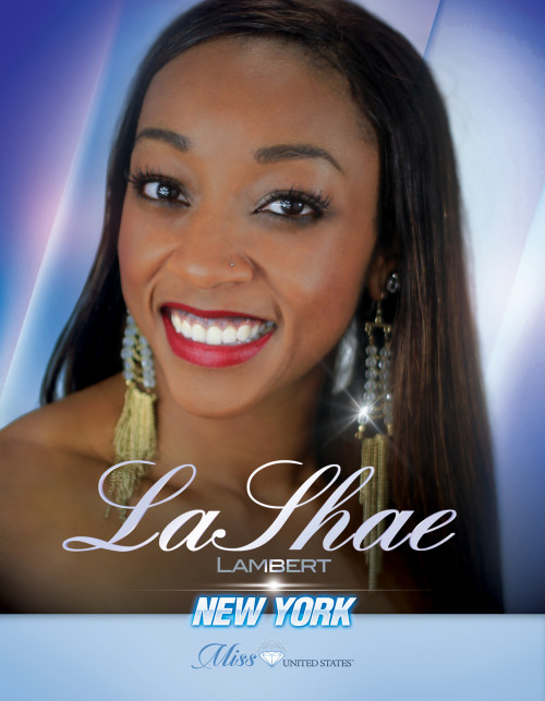 LaShae Lambert Miss New York United States - 2019