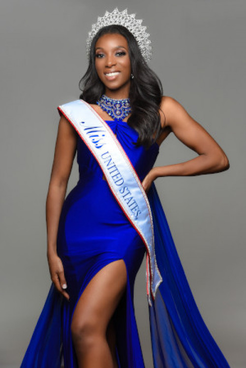 Andromeda Peters Miss United States - 2018