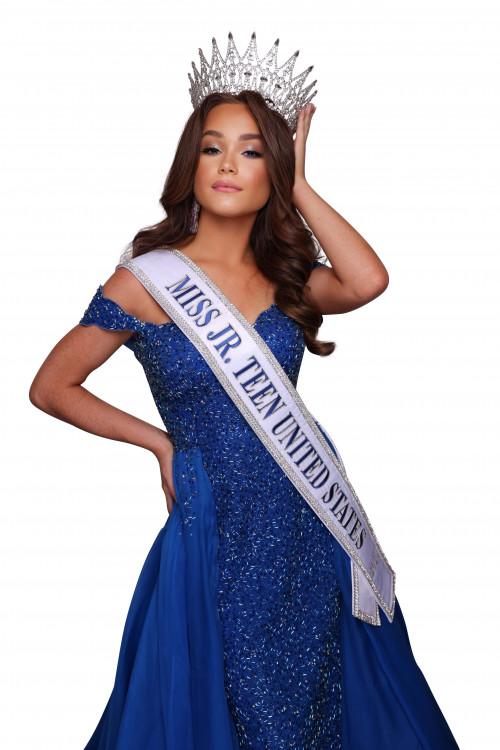 Payton Myers Miss Junior Teen United States - 2021