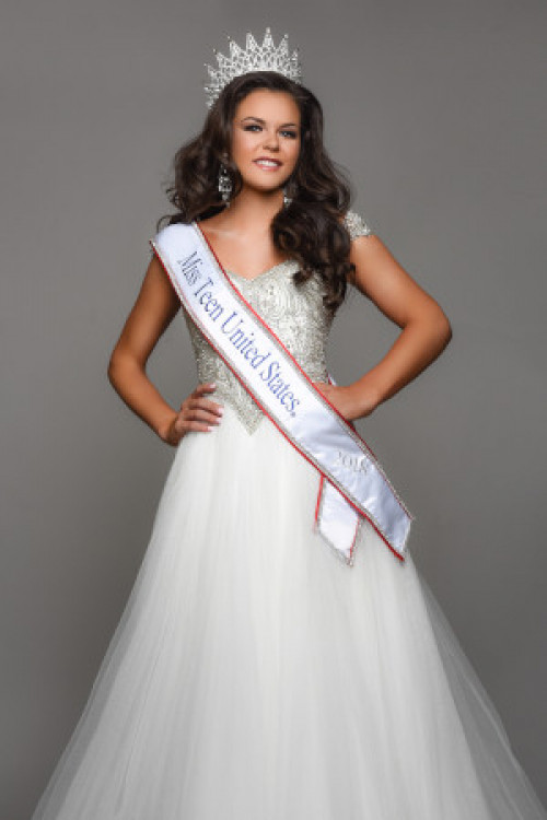 Kimber Smith Miss Teen United States - 2018