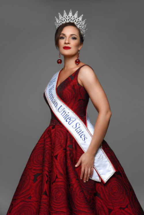 Melody Knudson Ms. Woman United States - 2018