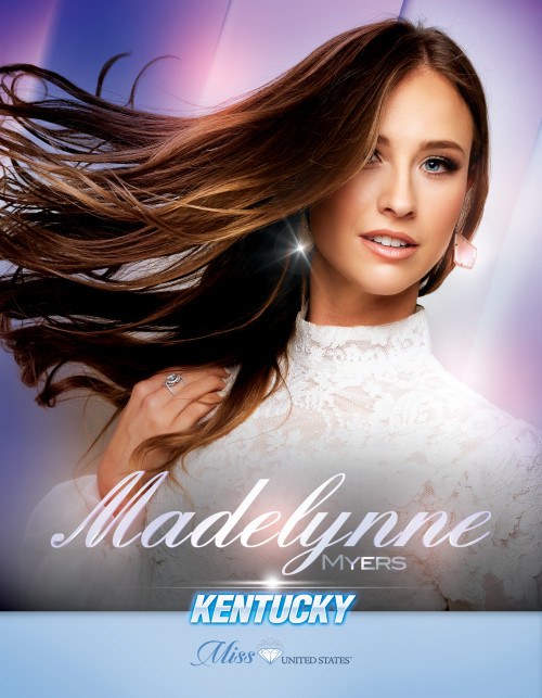 Madelynne Myers Miss Kentucky United States - 2019