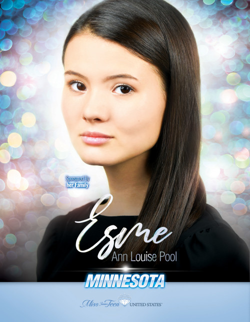 Esme Pool Miss Junior Teen Minnesota United States - 2019