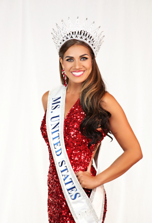Amanda Smith Ms. United States - 2019