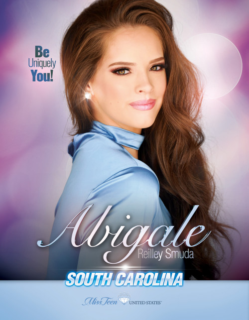 Abigale Smuda Miss Teen South Carolina United States - 2019