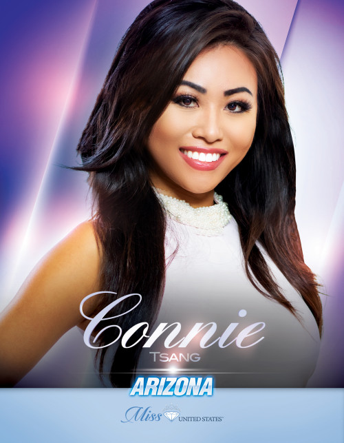 Connie Tsang Miss Arizona United States - 2019