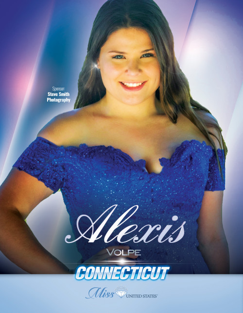 Alexis Volpe Miss Teen Connecticut United States - 2019