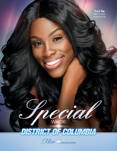 Special Wade Miss District of Columbia United States - 2019