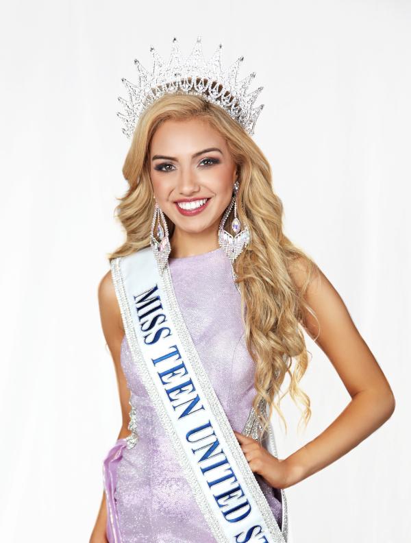 Portland Tidwell Miss Teen United States - 2019