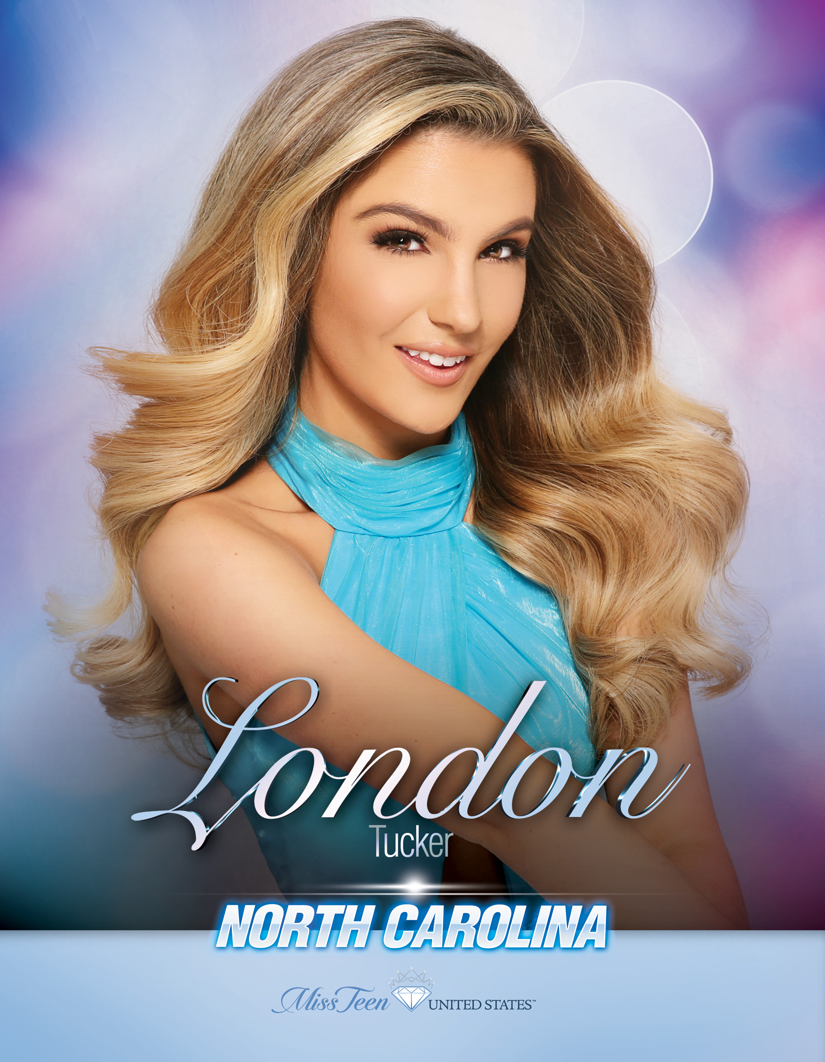 London Tucker Miss Teen North Carolina United States - 2019