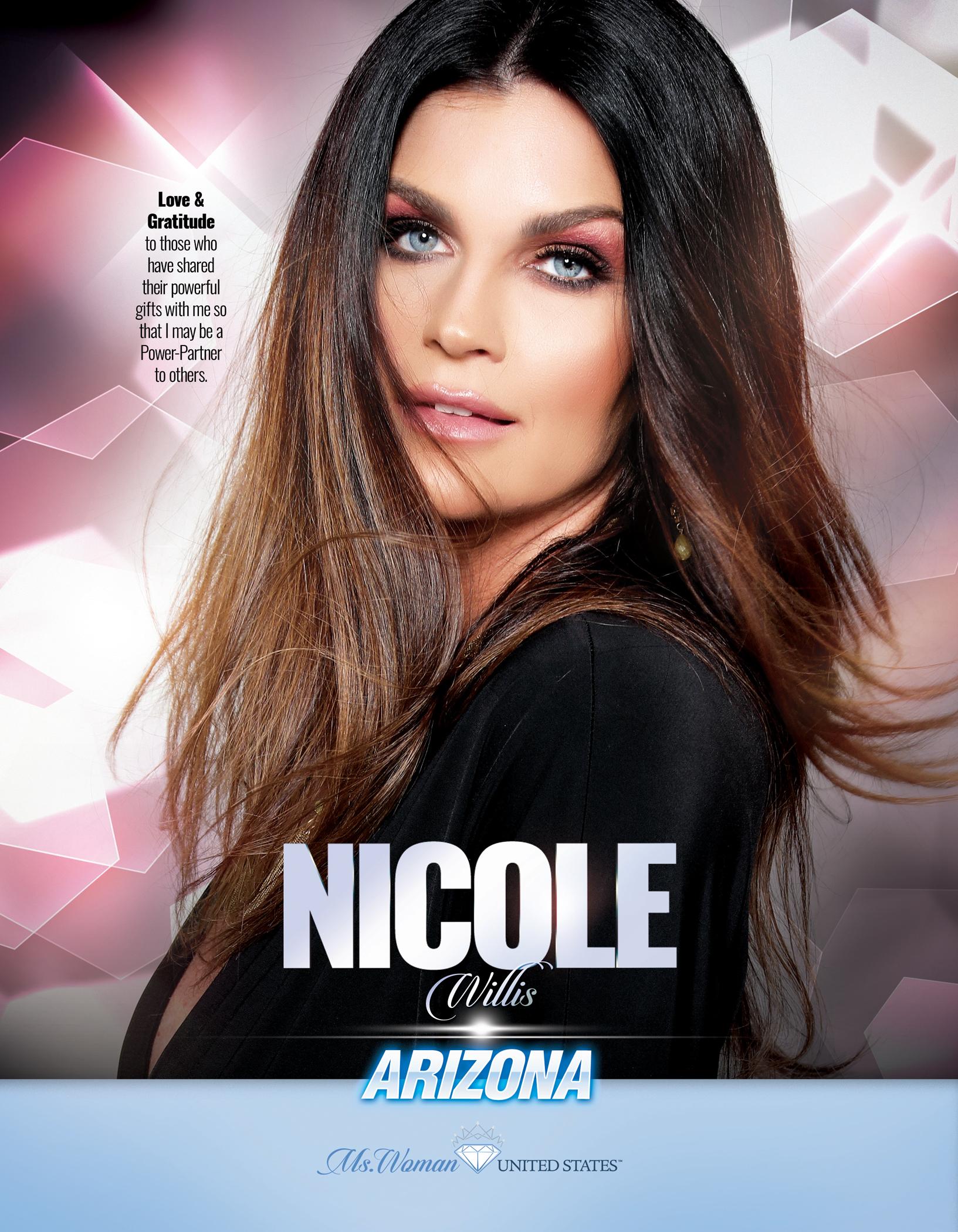 Nicole Willis Ms. Woman Arizona United States - 2019