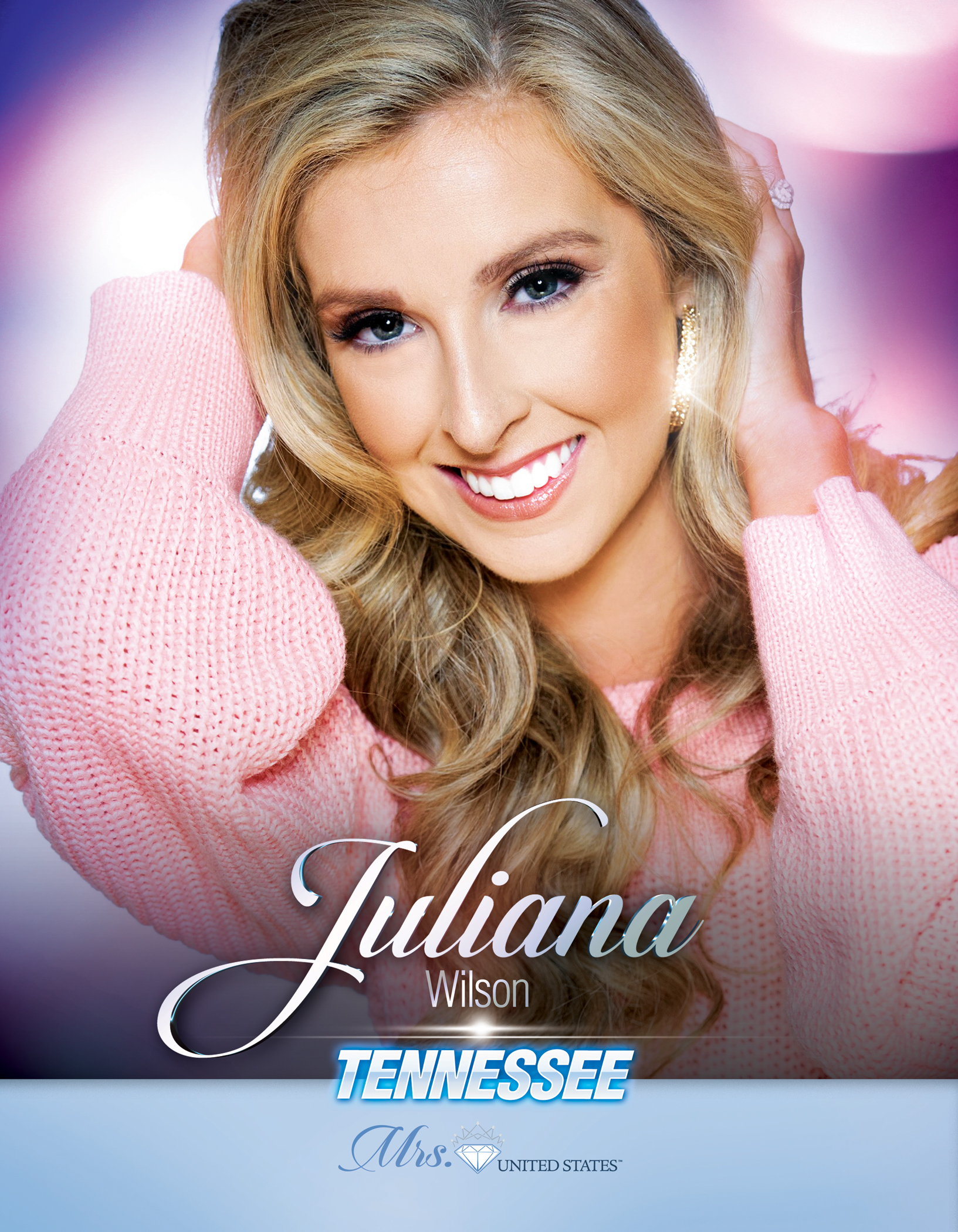 Juliana Wilson Mrs. Tennessee United States - 2019