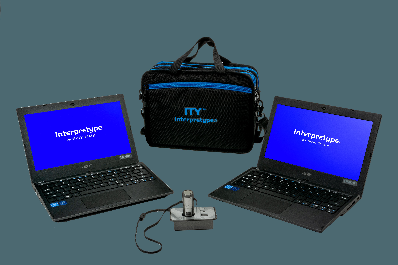 Interpreytpe STC2.0 Gen4 Deaf-Friendly Communicator