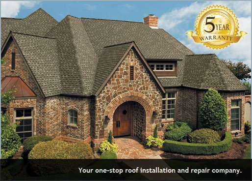 Blue Nail Roofing - Residential Roofing