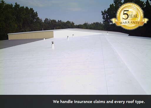 Blue Nail Roofing - Commercial Roofing