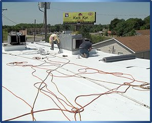 Commercial Roofing Work Fort Worth TX