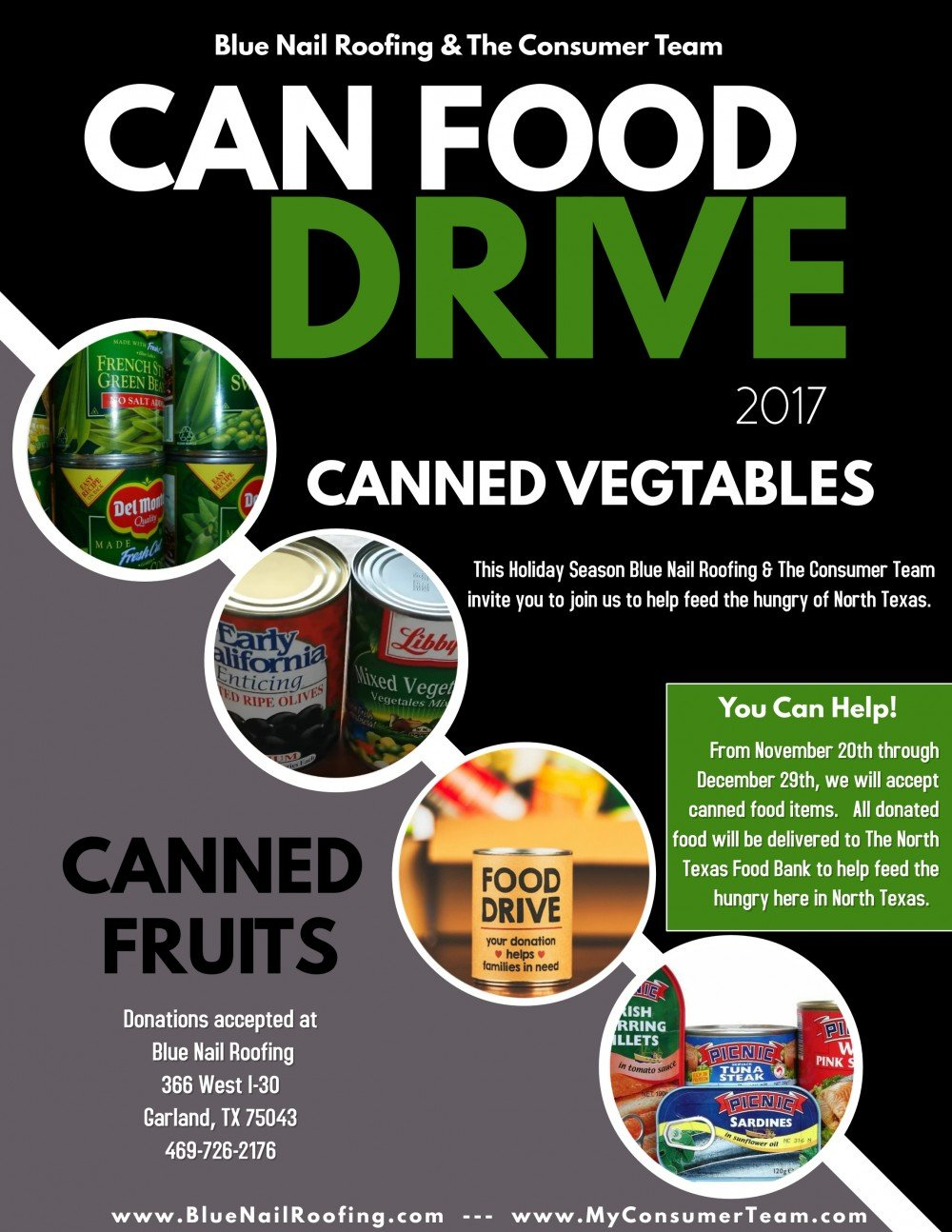 2017 Can Food Drive