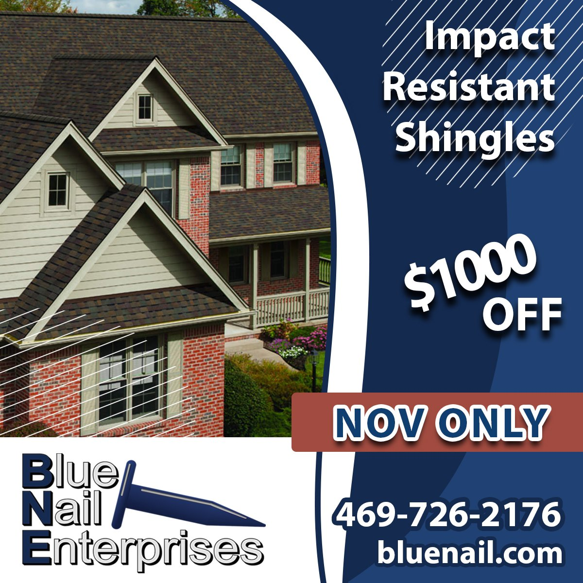 Roofing Coupon Dallas-Fort Worth TX