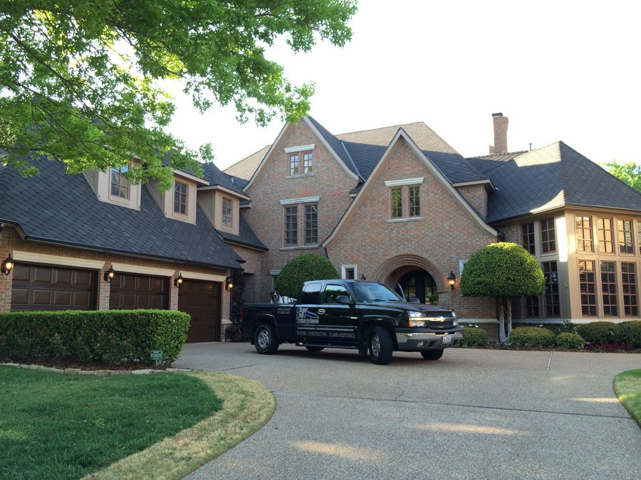 Gaf Sienna Roofing System Blue Nail Roofing Dallas Tx