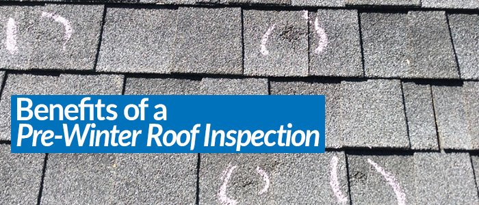 Benefits of a Pre-Winter Roof Inspection in Dallas-Fort Worth TX