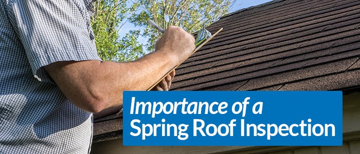 Importance of a Spring Roof Inspection in Dallas-Fort Worth TX