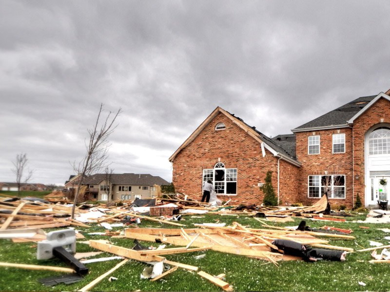 Severe Storm Damage Protocol  for the DFW Metroplex