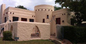 Stucco Walls After Picture in Dallas TX