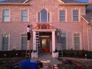 Copper Roofing Dallas TX